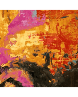 Bold IIII | Abstract Painting