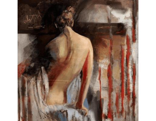 No Regrets | Abstract Painting