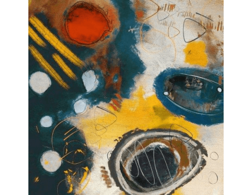 Ranting | Abstract Painting